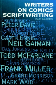 Writers on Comics Scriptwriting, Paperback Book