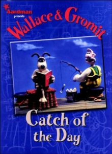 Wallace and Gromit, Paperback Book