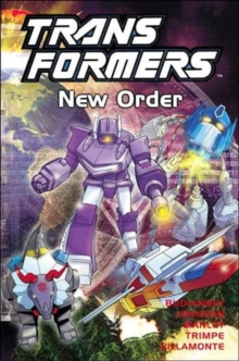 Transformers : New Order, Paperback Book