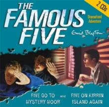 Famous Five: Five Go to Mystery Moor & Five On Kirrin Island Again, CD-Audio Book