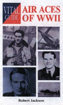 Vital Guide: Air Aces of WW2, Paperback / softback Book