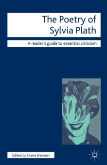 The Poetry of Sylvia Plath, Paperback Book