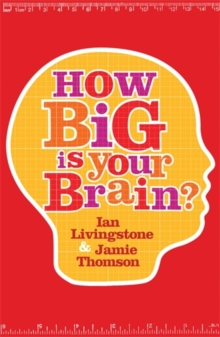 How Big is Your Brain?, Paperback Book