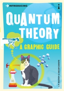 Introducing Quantum Theory : A Graphic Guide, Paperback / softback Book