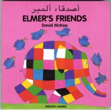 Elmer's Friends (italian-english), Board book Book