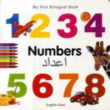 My First Bilingual Book - Numbers - English-japanese, Board book Book