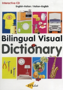 Bilingual Visual Dictionary Cd-rom: English-spanish, CD-ROM Book