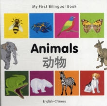 My First Bilingual Book - Animals, Board book Book