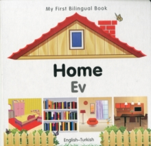 My First Bilingual Book - Home, Board book Book
