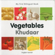 My First Bilingual Book - Vegetables - English-spanish, Board book Book