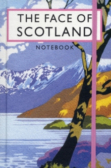 The Face of Scotland Notebook, Hardback Book