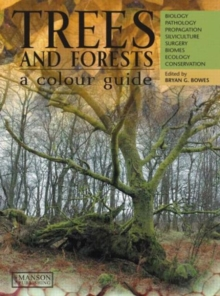 Trees & Forests, A Colour Guide : Biology, Pathology, Propagation, Silviculture, Surgery, Biomes, Ecology, and Conservation, Hardback Book