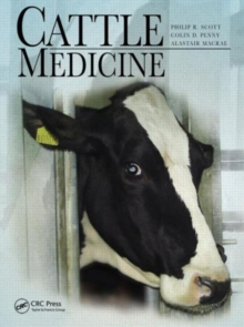 Cattle Medicine, Hardback Book