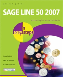 Sage Line 50 2007 in Easy Steps, Paperback Book