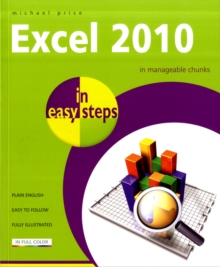 Excel 2010 in Easy Steps, Paperback Book