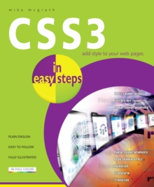 CSS3 in Easy Steps, Paperback Book
