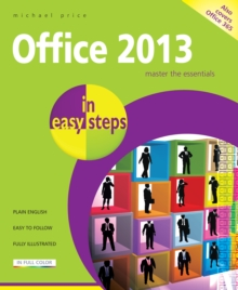 Office 2013 in Easy Steps, Paperback Book