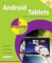 Android Tablets in Easy Steps, Paperback Book