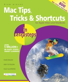 Mac Tips, Tricks & Shortcuts in Easy Steps, Paperback Book