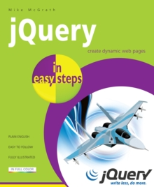 JQuery in Easy Steps, Paperback / softback Book