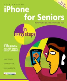 iPhone for Seniors in easy steps, Paperback Book