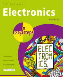 Electronics in Easy Steps, Paperback / softback Book