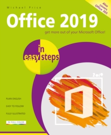 Office 2019 in easy steps, Paperback / softback Book