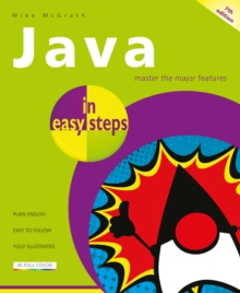Java in easy steps, Paperback / softback Book