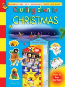 Counting Down to Christmas, Paperback Book