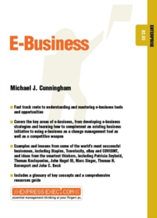 E-Business : Enterprise 02.03, Paperback / softback Book