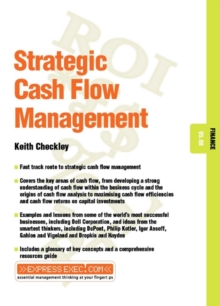 Strategic Cash Flow Management : Finance 05.08, Paperback / softback Book