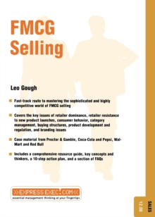 FMCG Selling : Sales 12.8, Paperback / softback Book