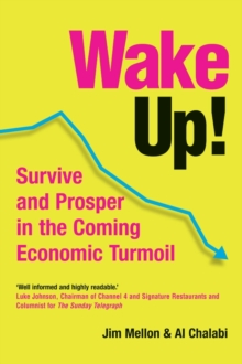 Wake Up! : Survive and Prosper in the Coming Economic Turmoil, Paperback Book