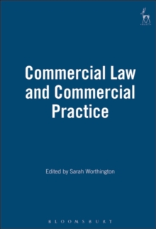 Commercial Law and Commercial Practice, Hardback Book