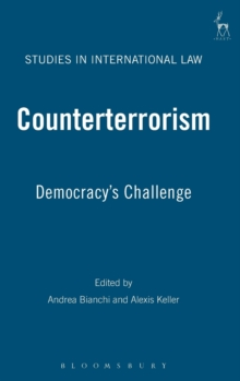 Counterterrorism : Democracy's Challenge, Hardback Book