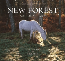 The New Forest National Park, Hardback Book
