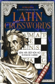 Latin Crosswords, Paperback / softback Book