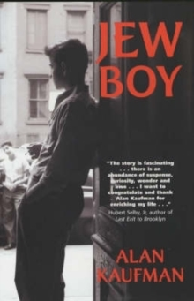 Jew Boy, Paperback / softback Book