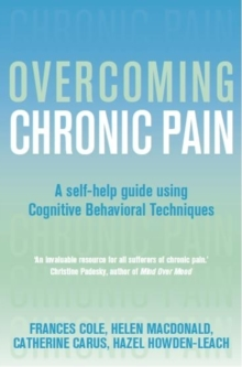 Overcoming Chronic Pain : A Books on Prescription Title, Paperback Book
