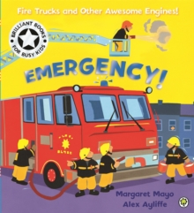 Awesome Engines: Emergency!, Paperback Book