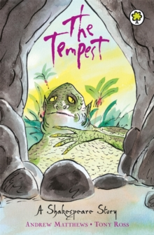 A Shakespeare Story: The Tempest, Paperback Book
