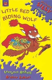 Little Red Riding Wolf, Paperback Book