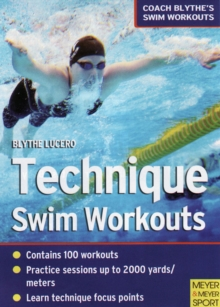 Technique Swim Workouts, Paperback / softback Book