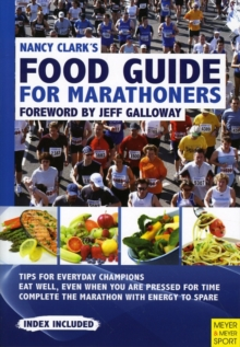 Nancy Clark's Food Guide for Marathoners, Paperback Book