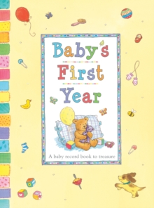 Baby's First Year, Record book Book