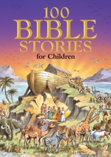 100 Bible Stories for Children, Hardback Book