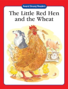 The Little Red Hen and the Wheat, Paperback Book