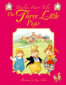 Three Little Pigs, Paperback / softback Book