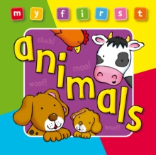 My First : Animals, Paperback / softback Book