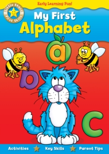 My First Alphabet, Paperback / softback Book